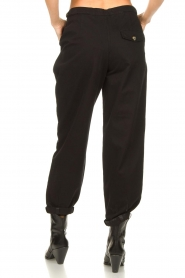 Set |  Baggy pants Gummy | black  | Picture 6