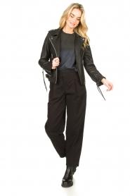 Set |  Baggy pants Gummy | black  | Picture 2