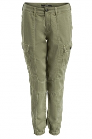 Set |  Cargo pants Bomba | green  | Picture 1