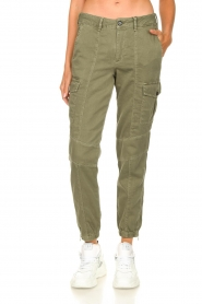 Set |  Cargo pants Bomba | green  | Picture 4