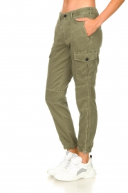 Set |  Cargo pants Bomba | green  | Picture 6