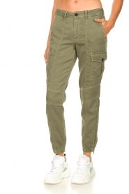Set |  Cargo pants Bomba | green  | Picture 5