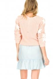 Aaiko |  Skirt Tania | blue  | Picture 6
