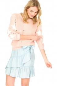 Aaiko |  Skirt Tania | blue  | Picture 2