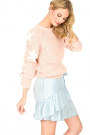 Aaiko |  Skirt Tania | blue  | Picture 5