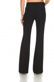 Atos Lombardini |  Classic flared trousers Solange | black  | Picture 5