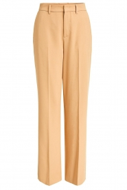 Set |  Straight trousers Trixie | camel  | Picture 1