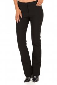Pantalon Khloe | zwart