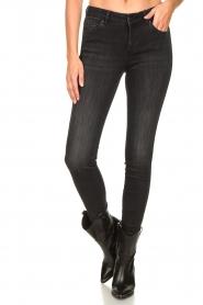 Set | Skinny jeans Wally | zwart   | Afbeelding 5