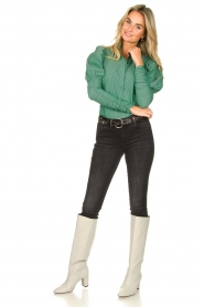 Set |  Skinny jeans Wally | black  | Picture 3