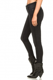 Set | Skinny jeans Wally | zwart   | Afbeelding 6