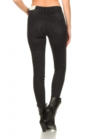 Set | Skinny jeans Wally | zwart   | Afbeelding 7