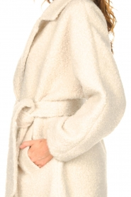 Ibana |  Wrap coat Cara | natural  | Picture 7