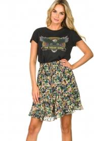 Set    Print skirt Aquarel   multi    Picture 5