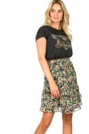 Set    Print skirt Aquarel   multi    Picture 4