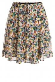 Set    Print skirt Aquarel   multi    Picture 1