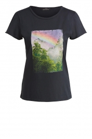 Set |  T-shirt with print Apocalyps | black  | Picture 1