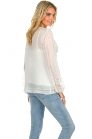 Atos Lombardini | Blouse Kate | white  | Picture 6