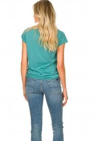 Set | Basic T-shirt Seaside | blauw  | Afbeelding 6