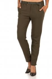 Pants Winter Health | green