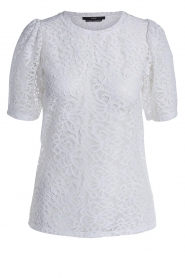 Set |  Lace top Whitney | white  | Picture 1