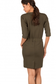 Dress See Saw | green