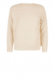Sweater Shanghai Fleurdesel | off-white