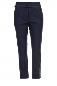 Atos Lombardini |  Classic trousers Belle | blue  | Picture 1