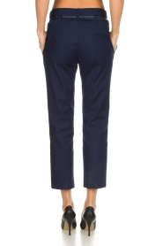 Atos Lombardini |  Classic trousers Belle | blue  | Picture 5