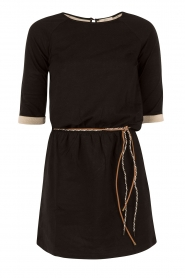 Sessun |  Dress Sister Ships | black  | Picture 1