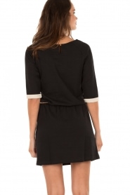 Sessun |  Dress Sister Ships | black  | Picture 5