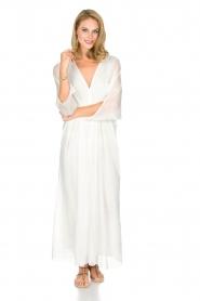 Hipanema |  Maxi-dress Reach | white  | Picture 3