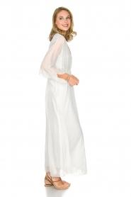 Hipanema |  Maxi-dress Reach | white  | Picture 5