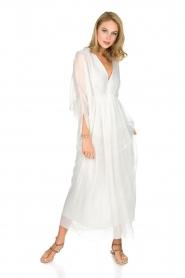 Hipanema |  Maxi-dress Reach | white  | Picture 2