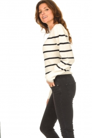 Set |  Cotton sweater Away | blue  | Picture 7