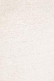 Knit-ted | Linnen T-shirt Brechtje | wit  | Afbeelding 5