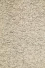 Knit-ted | Linnen T-shirt Brechtje | grijs  | Afbeelding 6