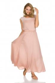 Hipanema   Maxi-jurk Rilka   roze    Afbeelding 2