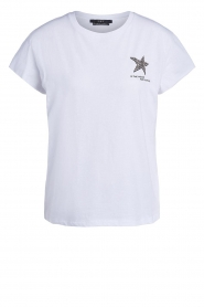 Set |  T-shirt with print Star | white  | Picture 1