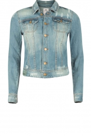 Denim jas Torero Lady | blauw