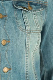 Lois Jeans | Denim jas Torero Lady | blauw  | Afbeelding 6