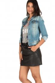 Lois Jeans | Denim jas Torero Lady | blauw  | Afbeelding 4