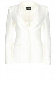 Atos Lombardini |  Classic blazer Taira | white  | Picture 1