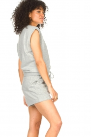 Set |  Cotton sleeveless sweater Bey | grey  | Picture 5