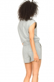 Set |  Cotton sleeveless sweater Bey | grey  | Picture 6