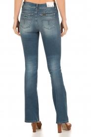 Lois Jeans | Flared jeans Melrose lengtemaat 32 | blauw  | Afbeelding 5