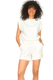 Set |  Cotton sleeveless sweater Bey | natural  | Picture 2
