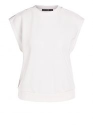Set |  Cotton sleeveless sweater Bey | natural  | Picture 1