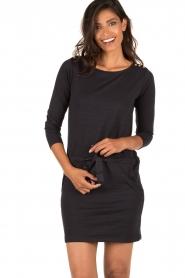 Sessun |  Dress Analusia | dark blue  | Picture 2