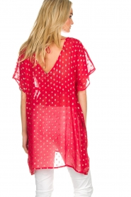 Hipanema |  Caftan Kasey | red  | Picture 8